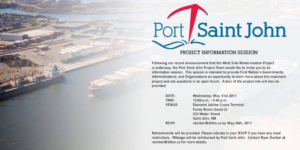 First Nations Initial Project Information Session